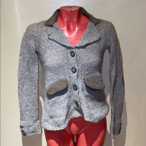 Anthropologie - Sparrow cardigan sweater top blous